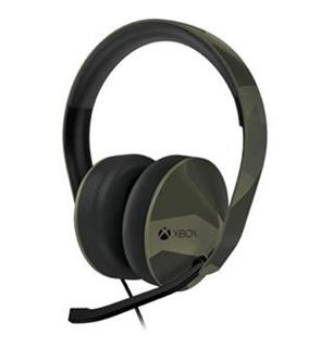 Xbox One Stereo Headset Army