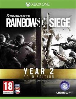 XBOX ONE Tom Clancy's Rainbow Six: Siege Gold Season 2 (USX307283)