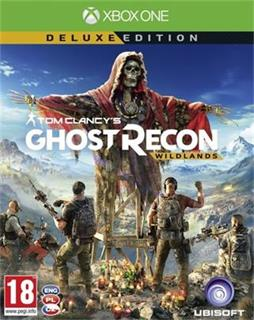 Xbox One - Tom Clancys Ghost Recon: Wildlands Deluxe Edition