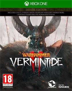 Xbox One - Warhammer - Vermintide 2 Deluxe Ed.
