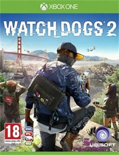 XBOX ONE Watch Dogs 2 (Gold)