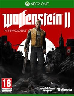 Xbox One - Wolfenstein II The New Colossus