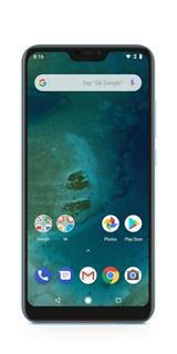 Xiaomi Mi A2 Lite Blue 3GB/32GB Global Version