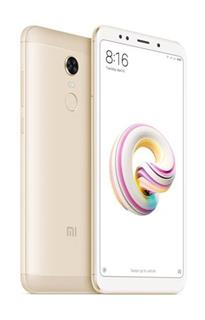 Xiaomi Redmi 5 Plus Global 4GB/64GB CZ LTE Gold