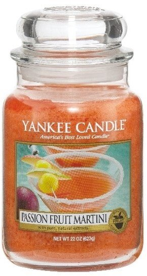Yankee Candle 623g Passion Fruit Martini