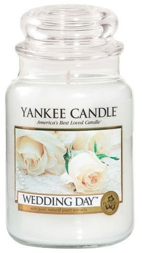 Yankee Candle 623g Wedding Day