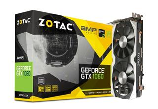 ZOTAC GeForce GTX 1060 6GB AMP! Edition